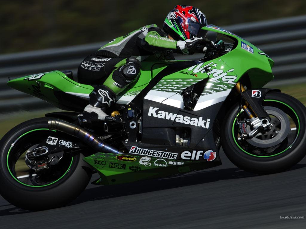Kawasaki ZX-RR Moto GP